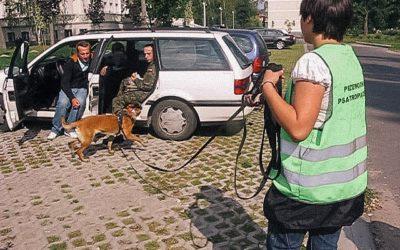 Mantrailing Austria w Polsce!